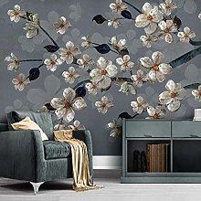 Custom Mural Wallpaper European Style Retro