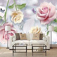 Custom Mural Wallpaper for Bedroom Walls 3D
