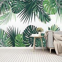 Custom Mural Wallpaper for Bedroom Walls 3D Green