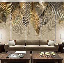 Custom Mural Wallpaper for Bedroom Walls 3D Modern
