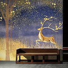 Custom Mural Wallpaper for Bedroom Walls Roll 3D