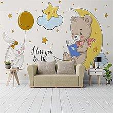 Custom Mural Wallpaper for Walls 3D Background