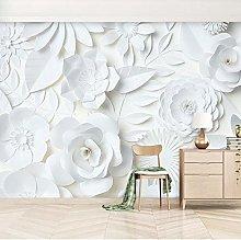 Custom Mural Wallpaper for Walls 3D Stereoscopic