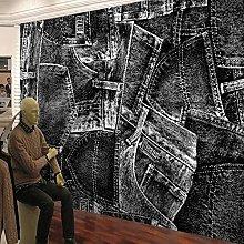 Custom Mural Wallpaper Personality Creative 3D