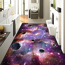 Custom Murals Wallpaper 3D Stereo Universe Starry
