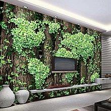 Custom Photo Mural Wallpaper 3D World Map Rattan