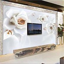 Custom Photo Wallpaper 3D Photo Murals Reliefs