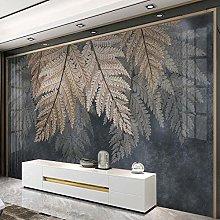 Custom Photo Wallpaper for Bedroom Walls 3D Modern