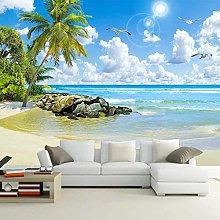 Custom Photo Wallpaper for Bedroom Walls 3D