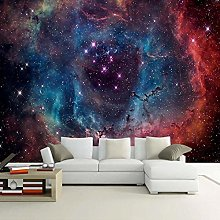Custom Photo Wallpaper for Bedroom Walls 3D Starry