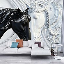 Custom Photo Wallpaper for Walls 3D Art Fashion