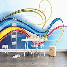 Custom Photo Wallpaper for Walls 3D Modern Line