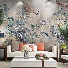 Custom Photo Wallpaper for Walls 3D Nordic Plant