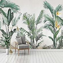 Custom Photo Wallpaper for Walls 3D Plant Green
