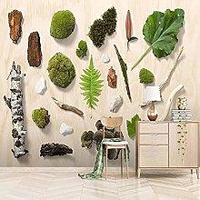 Custom Photo Wallpaper for Walls 3D Small Fresh