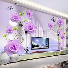 Custom Photo Wallpaper for Walls 3D Stereoscopic