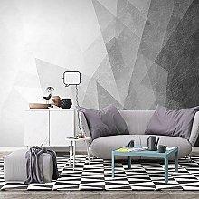 Custom Photo Wallpaper Nordic Abstract 3D