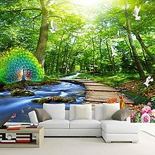 Custom Photo Wallpapers 3D Nature Landscape Forest
