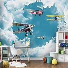 Custom Wallpaper for Kids Room Modern