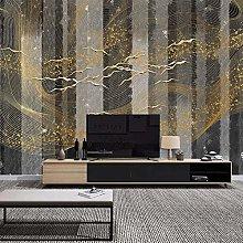 Custom Wallpaper for Walls 3D Retro Abstract