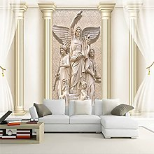 Custom Wallpaper for Walls 3D Stereoscopic Relief