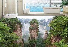 Custom Waterproof-Wallpaper-for-Bathroom 3D