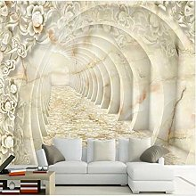 Customized Large - Scale Murals Pattern Jade