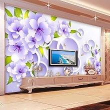 Customized Modern Fashion Style Mural Wallpaper