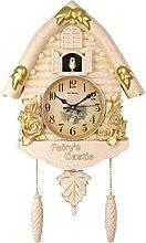 Cute Bird Cuckoo Wall Clock, Cuckoo Clock, Living