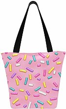 Cute Colorful Confetti Sprinkles 11×7×13 Inch