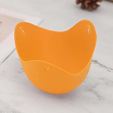 Cute Colorful Egg Poacher Silicone Egg Bowl