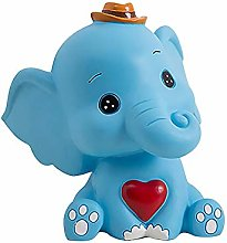 Cute Elephant Shape Coin Bank Elephant Piggy Bank