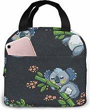 Cute Koala Bamboo Festival Unisex Portable