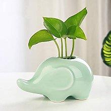 Cute Little Elephant/Rabbit Vase Decoration Simple