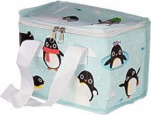 Cute Penguin Design Lunch Box Cool Bag
