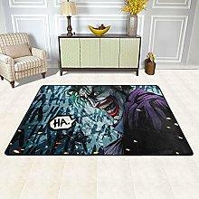 Cute Phones Joker Carpet Rug 91x61cm Machine