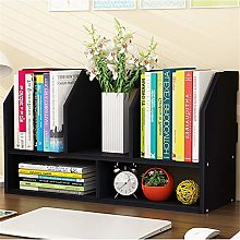 Cutelife Desktop bookshelf Desktop Organizer
