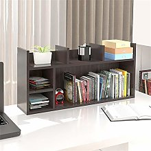 Cutelife Desktop bookshelf Multipurpose Bookshelf