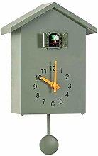 CUTICATE Wall Alarm Clock Digital Clock ABS