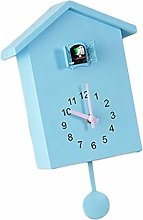 CUTICATE Wall Alarm Clock Digital Clock ABS