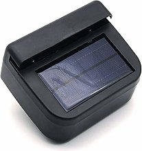 Cutogain Car Auto Fan Air Solar Energy Purify Air