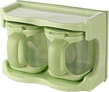 Cutogain Seasoning Box Storage Containers
