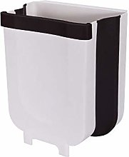 Cutogain Wall Mounted Folding Waste Bin Kitchen