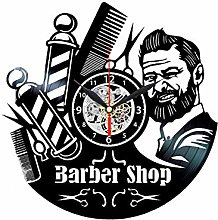 CVG Barber Shop Decor Hair Salon Wall Art Vintage