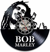 CVG Bob Marley Wall Clock Modern Design Music