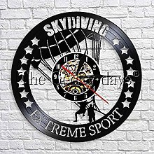 CVG Extreme Sport Skydiving Vinyl Record Wall