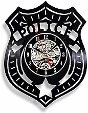 CVG Handmade Solutions Police Officer Badge Vinyl