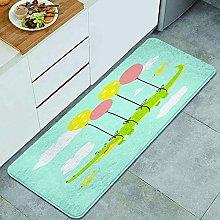 CVSANALA Anti-Fatigue Kitchen Floor Mat,Cute