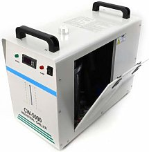CW-5000 Industrial Water Cooler CO2 Laser Tube /