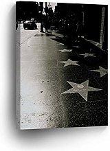 cwb2jcwb2jcwb2j Canvas Print Los Angeles Black And